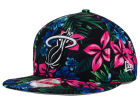 Miami Heat New Era NBA HWC Pop Trop 9FIFTY Snapback Cap Adjustable Hats