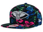 New Orleans Pelicans New Era NBA HWC Pop Trop 9FIFTY Snapback Cap Adjustable Hats