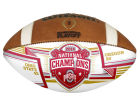 Ohio State Buckeyes NCAA NCG Full Size White Panel Football Collectibles