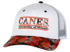 Miami Hurricanes Game NCAA Tiki Bar Snapback Hat Adjustable Hats