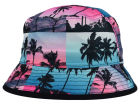 LIDS Private Label PL Sunset Tropics Reversible Bucket Hats
