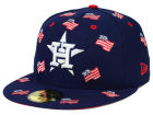 Houston Astros New Era MLB All Flags 59FIFTY Cap Fitted Hats