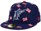 Florida Marlins New Era MLB All Flags 59FIFTY Cap Fitted Hats