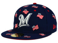New Era MLB All Flags 59FIFTY Cap Fitted Hats