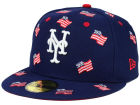 New York Mets New Era MLB All Flags 59FIFTY Cap Fitted Hats