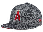 Los Angeles Angels of Anaheim New Era MLB All-Cement 59FIFTY Cap Fitted Hats