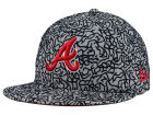 Atlanta Braves New Era MLB All-Cement 59FIFTY Cap Fitted Hats