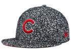 Chicago Cubs New Era MLB All-Cement 59FIFTY Cap Fitted Hats