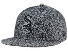Chicago White Sox New Era MLB All-Cement 59FIFTY Cap Fitted Hats
