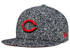 Cincinnati Reds New Era MLB All-Cement 59FIFTY Cap Fitted Hats