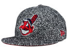 Cleveland Indians New Era MLB All-Cement 59FIFTY Cap Fitted Hats