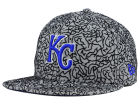 Kansas City Royals New Era MLB All-Cement 59FIFTY Cap Fitted Hats