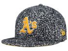 Oakland Athletics New Era MLB All-Cement 59FIFTY Cap Fitted Hats