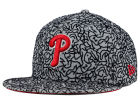 Philadelphia Phillies New Era MLB All-Cement 59FIFTY Cap Fitted Hats