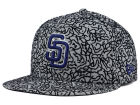 San Diego Padres New Era MLB All-Cement 59FIFTY Cap Fitted Hats