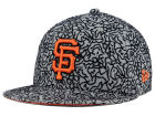 San Francisco Giants New Era MLB All-Cement 59FIFTY Cap Fitted Hats