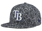 Tampa Bay Rays New Era MLB All-Cement 59FIFTY Cap Fitted Hats
