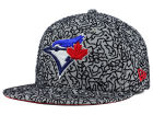 Toronto Blue Jays New Era MLB All-Cement 59FIFTY Cap Fitted Hats
