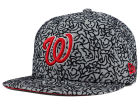 Washington Nationals New Era MLB All-Cement 59FIFTY Cap Fitted Hats