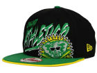 Oakland Athletics New Era MLB Neon Word Scribbs 9FIFTY Snapback Cap Adjustable Hats