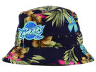 Cleveland Cavaliers Mitchell and Ness NBA Hawaiian Print Bucket Hats
