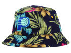 Indiana Pacers Mitchell and Ness NBA Hawaiian Print Bucket Hats