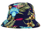 New York Knicks Mitchell and Ness NBA Hawaiian Print Bucket Hats