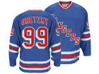 New York Rangers Wayne Gretzky CCM Hockey NHL Men's Retired Premier Player Jersey Jerseys