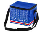 Kansas Jayhawks Forever Collectibles 6pk Lunch Cooler Big Logo Home Office & School Supplies