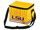 LSU Tigers Forever Collectibles 6pk Lunch Cooler Big Logo Home Office & School Supplies