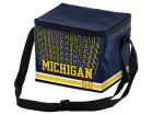 Michigan Wolverines Forever Collectibles 6pk Lunch Cooler Big Logo Home Office & School Supplies