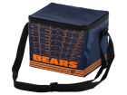 Chicago Bears Forever Collectibles 6-pack Lunch Cooler Big Logo Home Office & School Supplies