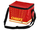 Kansas City Chiefs Forever Collectibles 6pk Lunch Cooler Big Logo Home Office & School Supplies