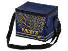 Indiana Pacers Forever Collectibles 6-pack Lunch Cooler Big Logo Home Office & School Supplies