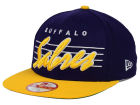 Buffalo Sabres New Era NHL Vintage Liner 9FIFTY Snapback Cap Adjustable Hats