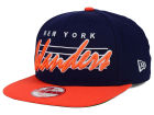 New York Islanders New Era NHL Vintage Liner 9FIFTY Snapback Cap Adjustable Hats