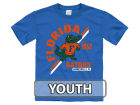 Florida Gators New Agenda NCAA Youth Over Arc T-Shirt T-Shirts