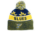 St. Louis Blues Old Time Hockey NHL Dasher Pom Knit Hats
