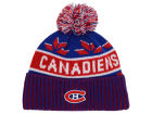 Montreal Canadiens Old Time Hockey NHL Dasher Pom Knit Hats