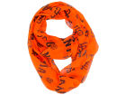 San Francisco Giants Forever Collectibles All Over Logo Infinity Wrap Scarf Apparel & Accessories