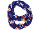 Houston Astros Forever Collectibles All Over Logo Infinity Wrap Scarf Apparel & Accessories