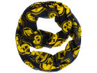 Pittsburgh Steelers Forever Collectibles All Over Logo Infinity Wrap Scarf Apparel & Accessories