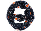Philadelphia Flyers Forever Collectibles All Over Logo Infinity Wrap Scarf Apparel & Accessories