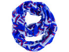 Texas Rangers Forever Collectibles All Over Logo Infinity Wrap Scarf Apparel & Accessories