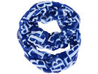 Tampa Bay Rays Forever Collectibles All Over Logo Infinity Wrap Scarf Apparel & Accessories