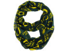 Oregon Ducks Forever Collectibles All Over Logo Infinity Wrap Scarf Apparel & Accessories