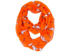 Denver Broncos Forever Collectibles All Over Logo Infinity Wrap Scarf Apparel & Accessories