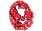 San Francisco 49ers Forever Collectibles All Over Logo Infinity Wrap Scarf Apparel & Accessories