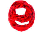 Los Angeles Angels Forever Collectibles All Over Logo Infinity Wrap Scarf Apparel & Accessories