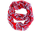 Washington Nationals Forever Collectibles All Over Logo Infinity Wrap Scarf Apparel & Accessories